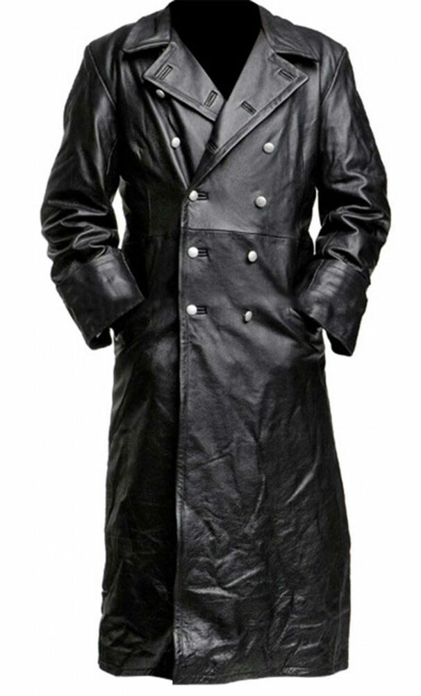 Find great deals on eBay for mens leather trench coat. Shop with confidence.