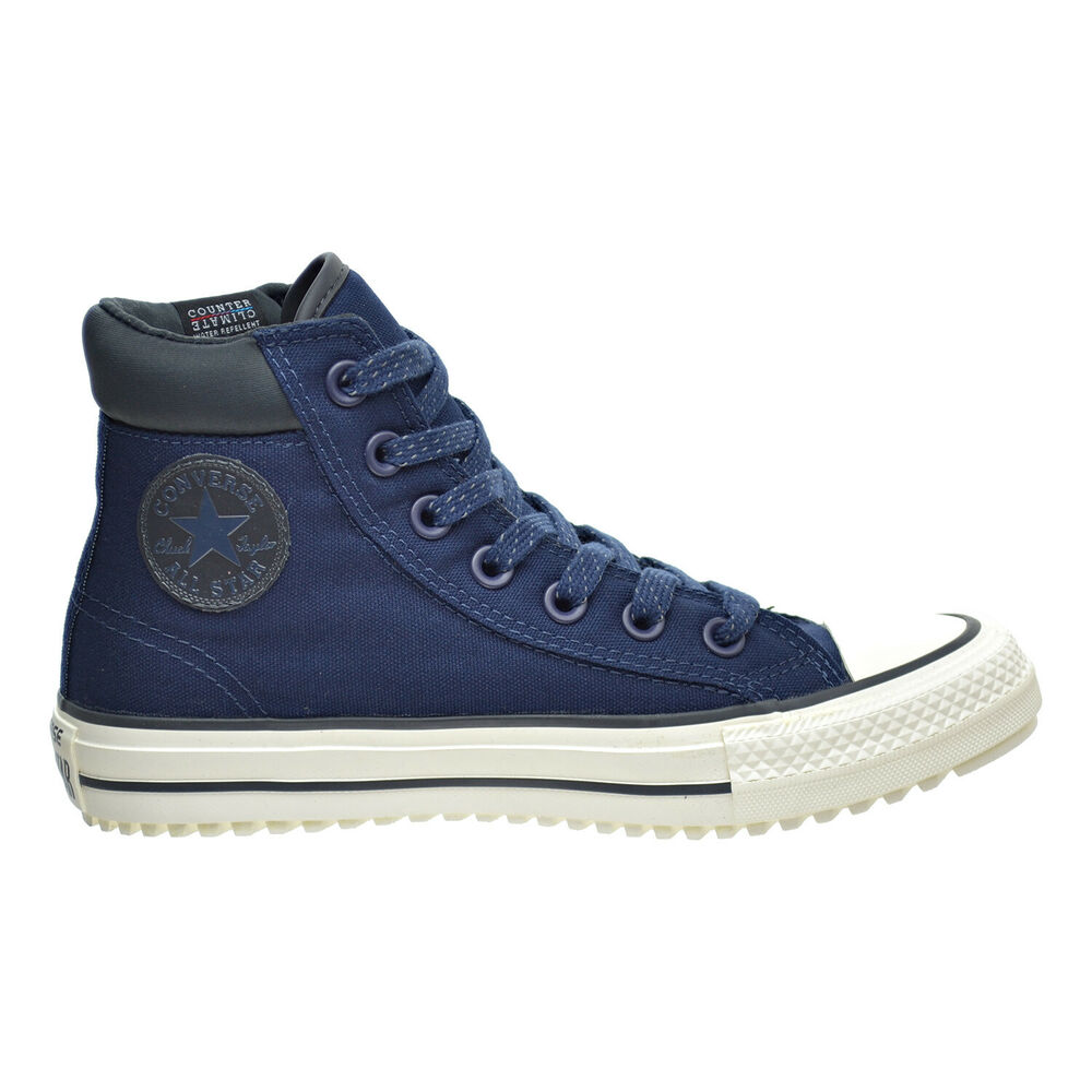 ca96191c7aea Details about Converse Chuck Taylor All Star PC High Top Unisex Boots  Obsidian Black 153683c