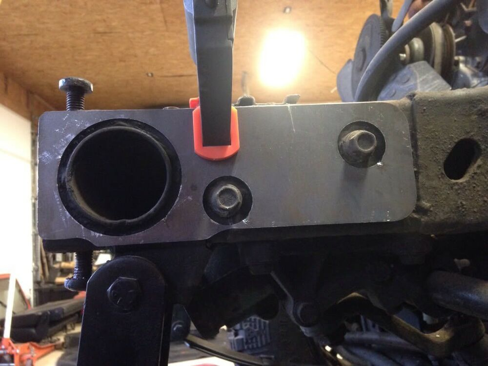 Jeep Wrangler Yj Driver Power Steering Box Rust Repair