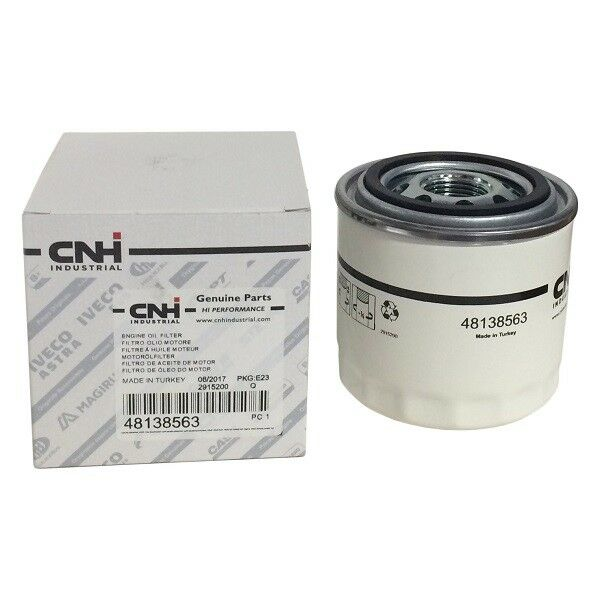 new holland wiring diagrams new holland engine oil filter part # 48138563 for tractors ... new holland fuel filter #8