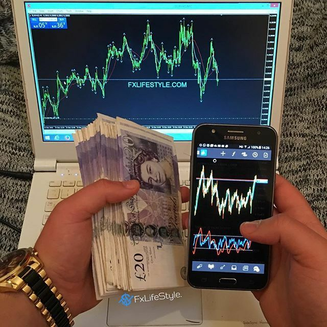 Super rich forex traders