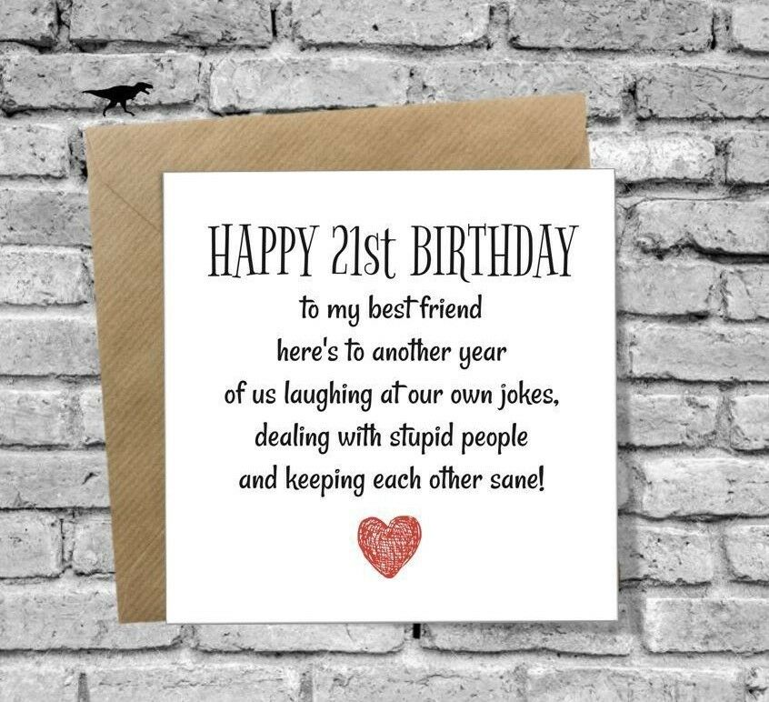Funny 21st Birthday Cards: DINOSAURCARDS GREETINGS CARD HAPPY 21st BIRTHDAY FUNNY