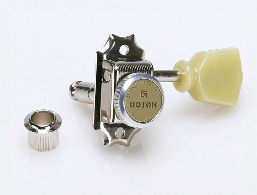 Gotoh Sd90 Mg T Magnum Lock Vintage Style Locking Tuners For Gibson