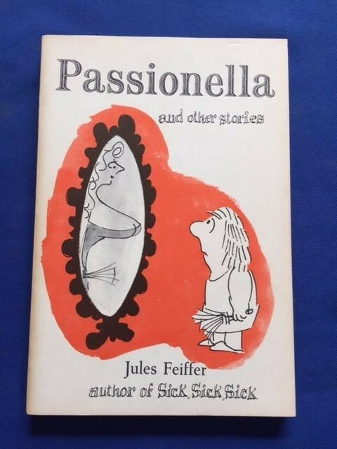 Passionella And Other Stories First Edition Signed By Jules