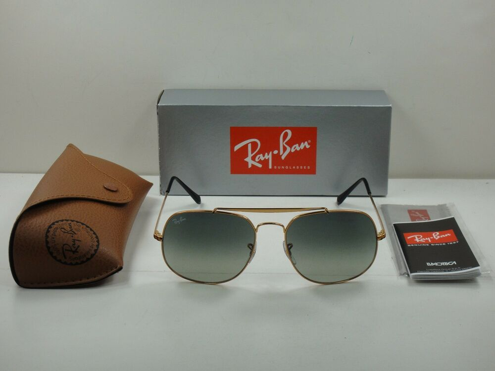 c5651a204c Details about RAY-BAN GENERAL SUNGLASSES RB3561 197 71 BRONZE FRAME GREY  GRADIENT LENS 57MM