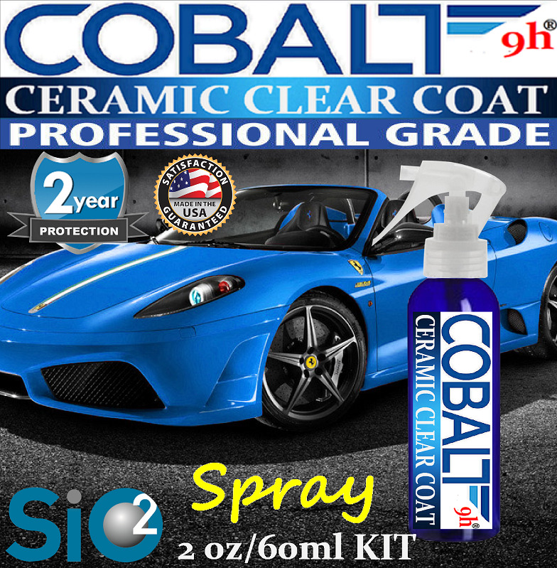 ceramic pro 9h nano clear spray coating high gloss xtreme paint protection ebay. Black Bedroom Furniture Sets. Home Design Ideas