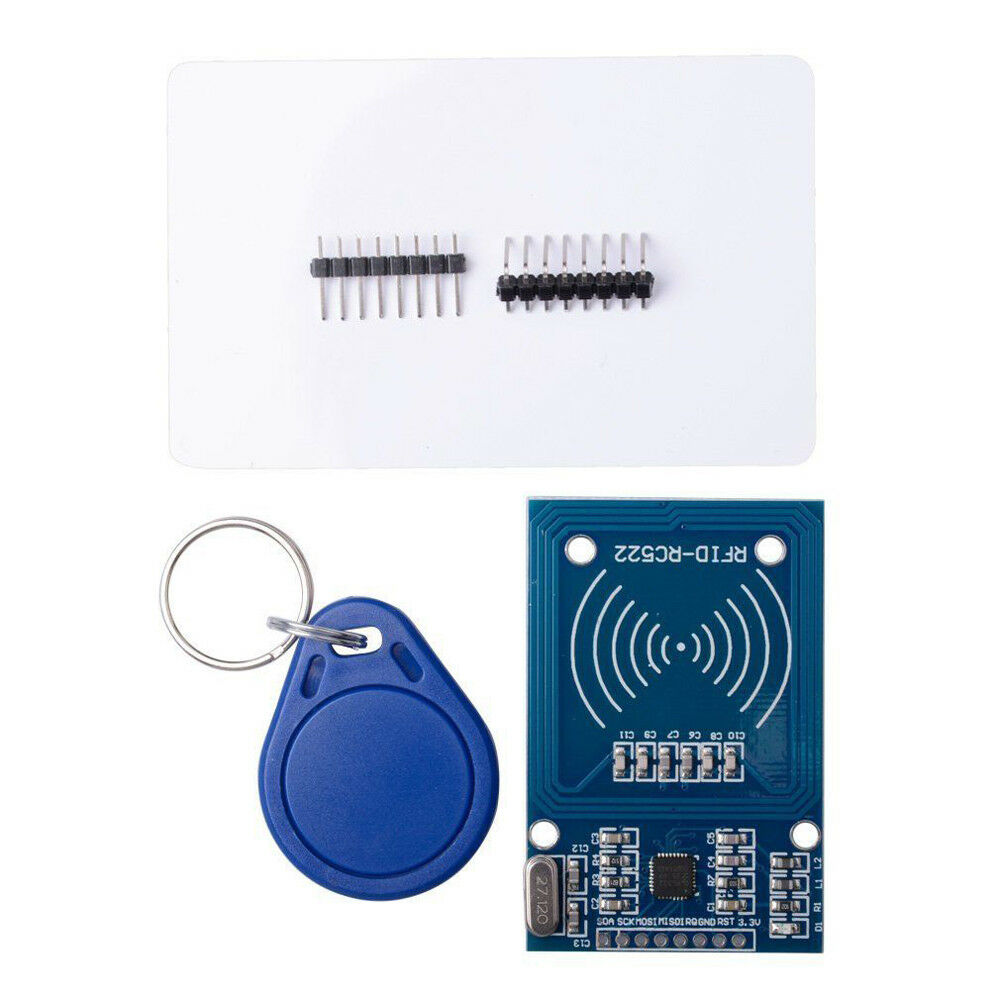 Rc522 Rfid Reader Ic Card Antenna Module Tag Spi Interface Read Uhf Write Proximity
