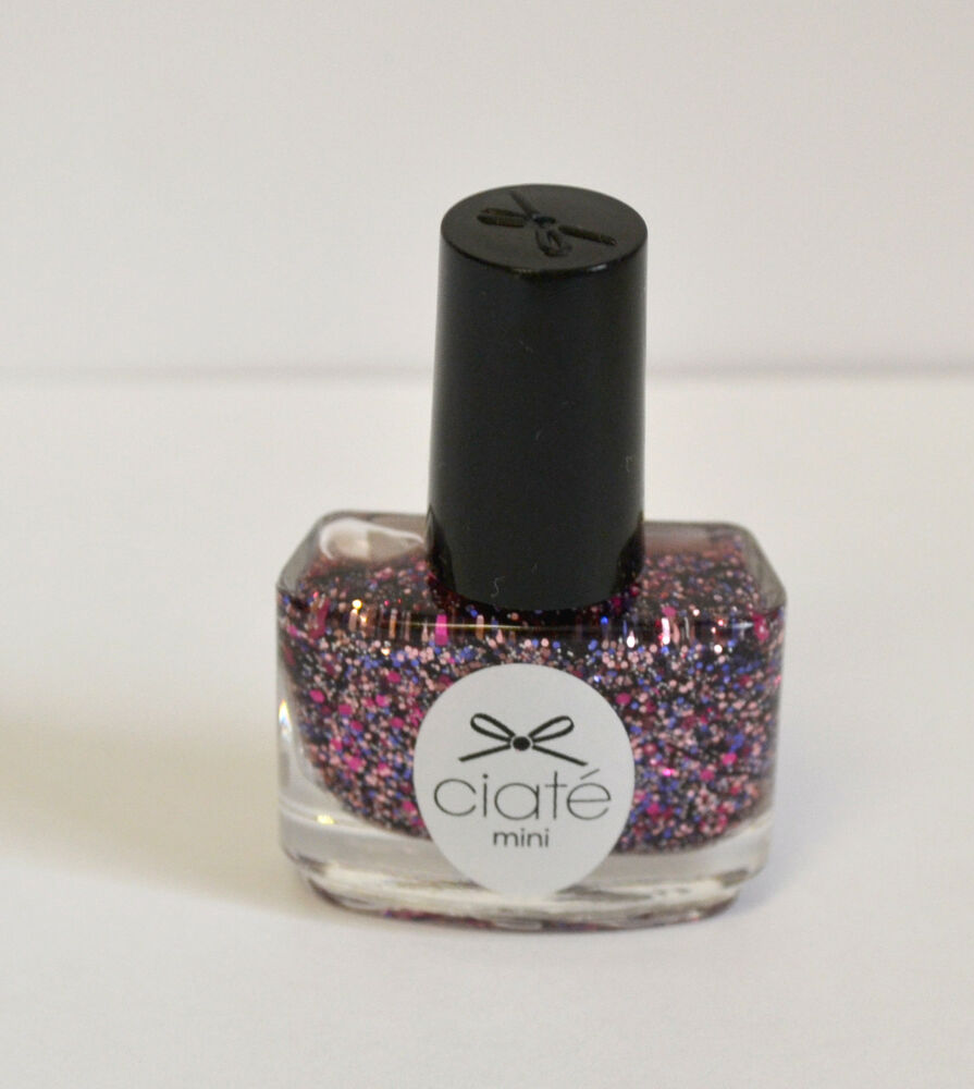 Ciate London Chrome Nail Polish: CIATE LONDON MINI NAIL POLISH PPM191 -FANCY PANTS-5 ML
