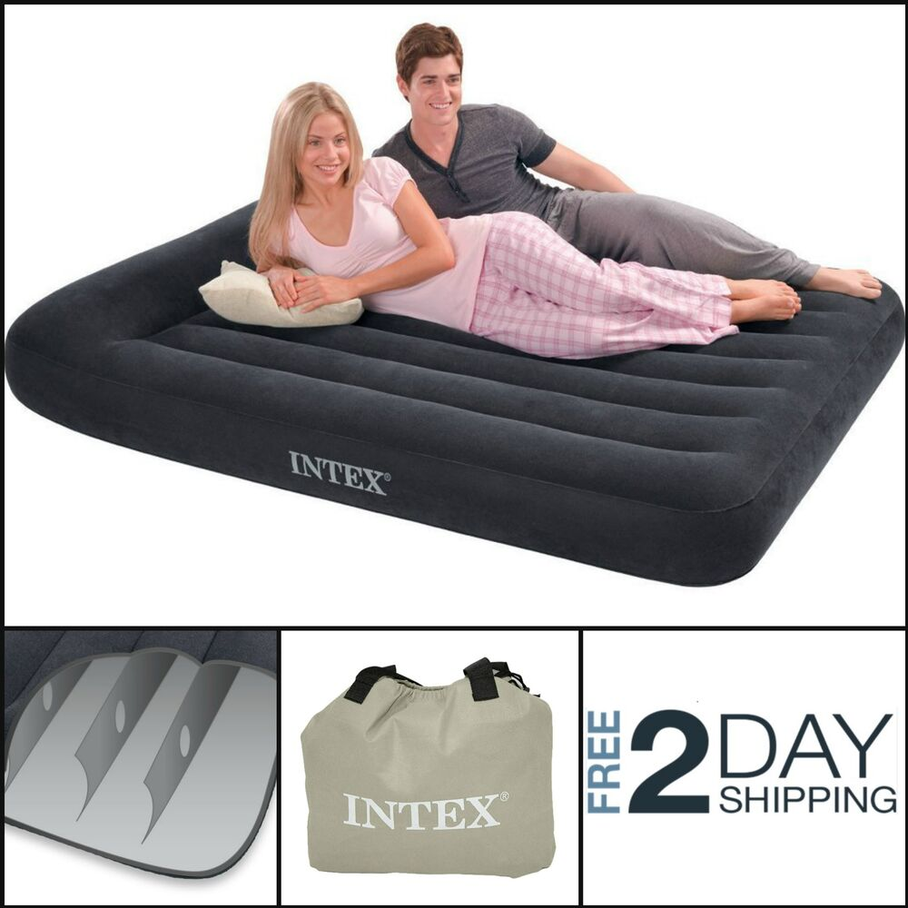Full Size Waterproof Inflatable Airbed Self Inflating Air Mattress