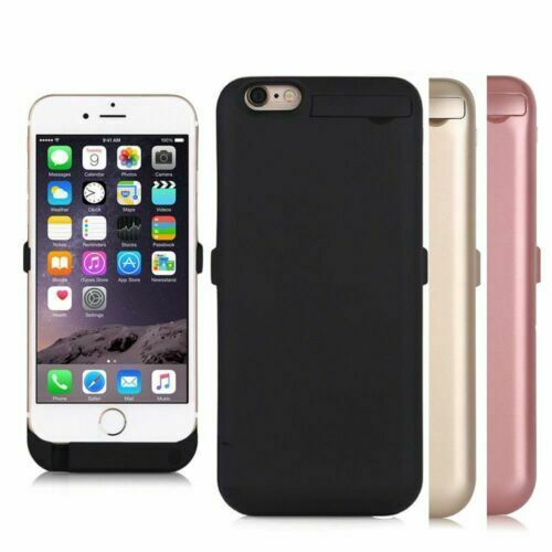 7500mAh Battery Case Power Bank External Charger Cover For iPhone 8 Plus &7 Plus