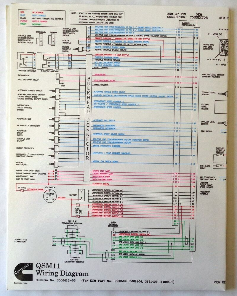s-l1000 Qsm Mins Wiring Diagram on
