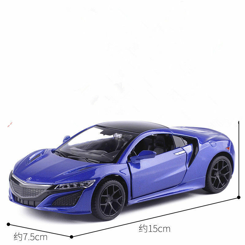 Acura NSX 1:32 Model Cars Toys Sound & Light Gifts