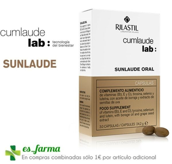 Emulsion 50 Ml 267039 Monovarsalud Cumlaude Lab Sunlaude Colour 50
