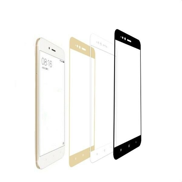 Tempered Glass Full Cover Screen Protector For Xiaomi Mi A1 MiA1 Protective 5.5