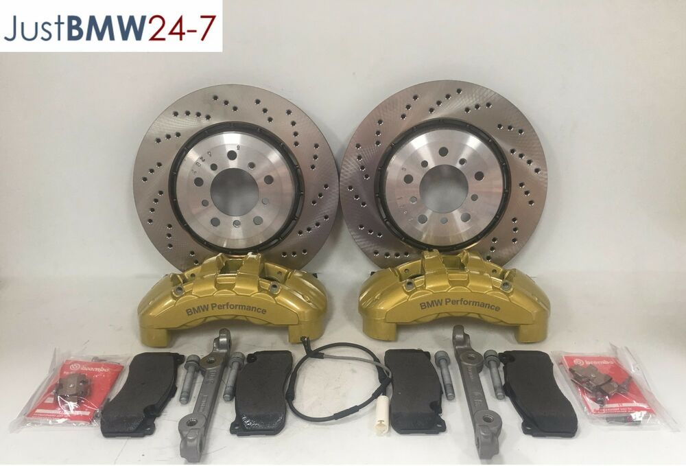 Bmw M3 E46 M Performance Big Brake Upgrade Kit Brembo