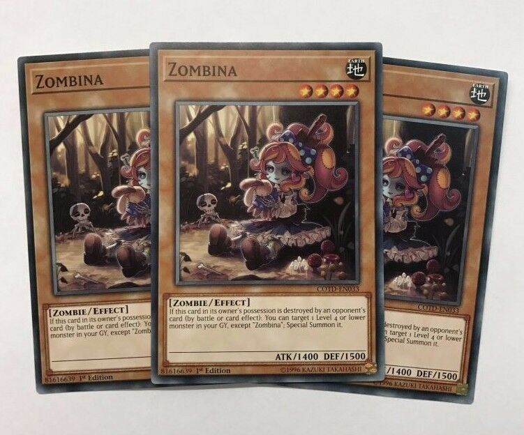 Twilightsworn General COTD-EN024 Common Yu-Gi-Oh Card Single//Playset 1st Jain