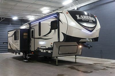New 2018 Keystone Laredo Super Lite 298RL Fifth Wheel Travel Trailer Camper RV