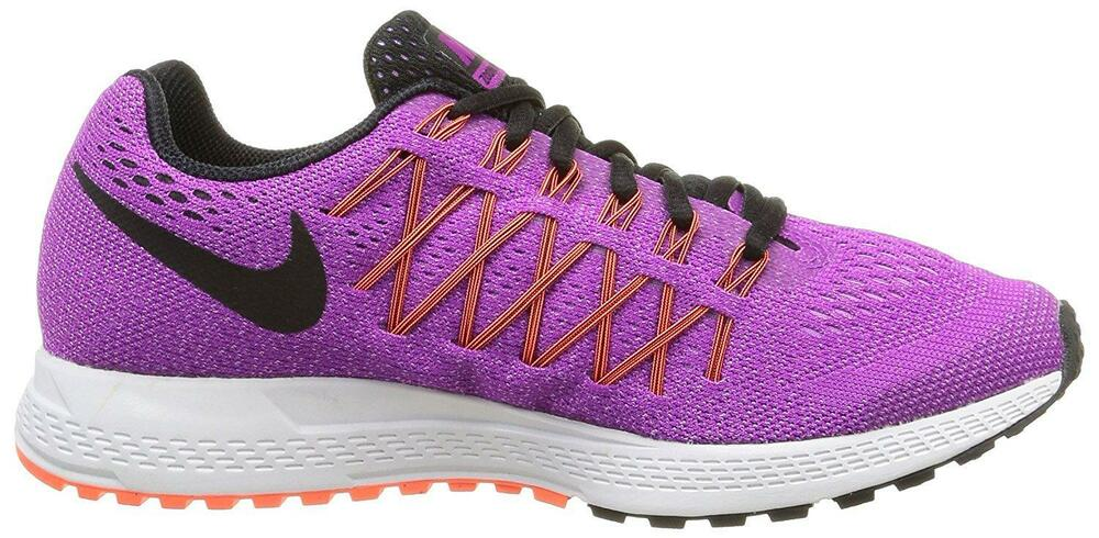 cf280706ad8b75 Details about Womens NIKE AIR ZOOM PEGASUS 32 Purple Running Trainers  749344 500