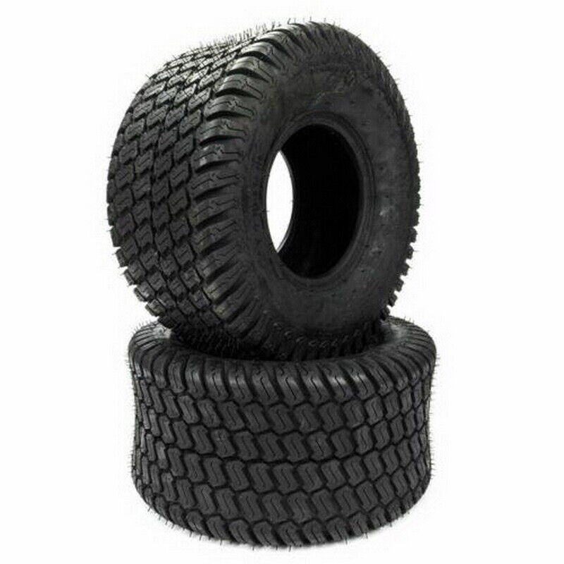 2 Rim Width 4 50 Quot Tires Tubeless 15x6 00 6 Turf Tires Lawn