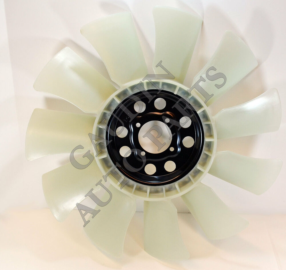 Ford Oem Radiator Cooling Fan Blade F85z8600aa Ebay 00 Expedition Engine Diagram