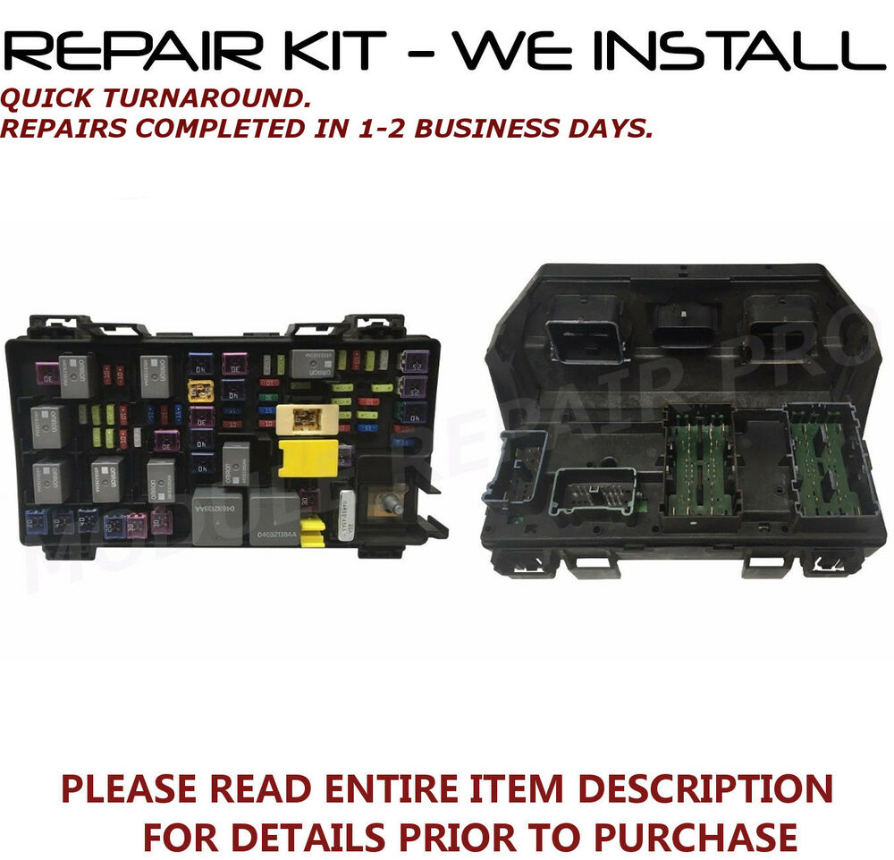 repair kit 4 dodge durango ram 1500 2500 3500 5500 tipm