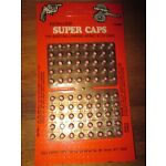 Vintage Extra Loud Super Caps 19-990 For Cannon Midget & Toy Gun w Free ship!