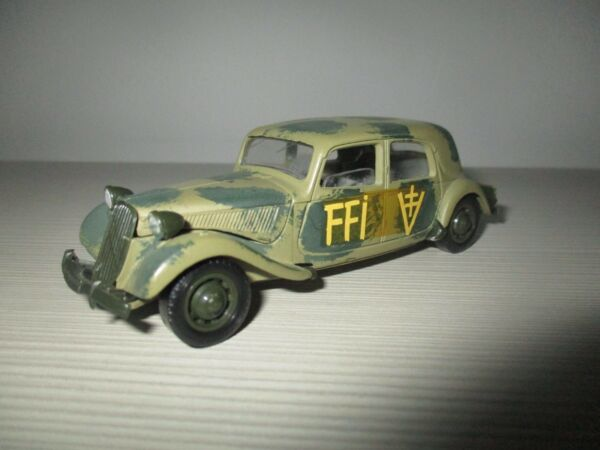 CITROEN 15 SIX 1939 SOLIDO SCALA 1:43