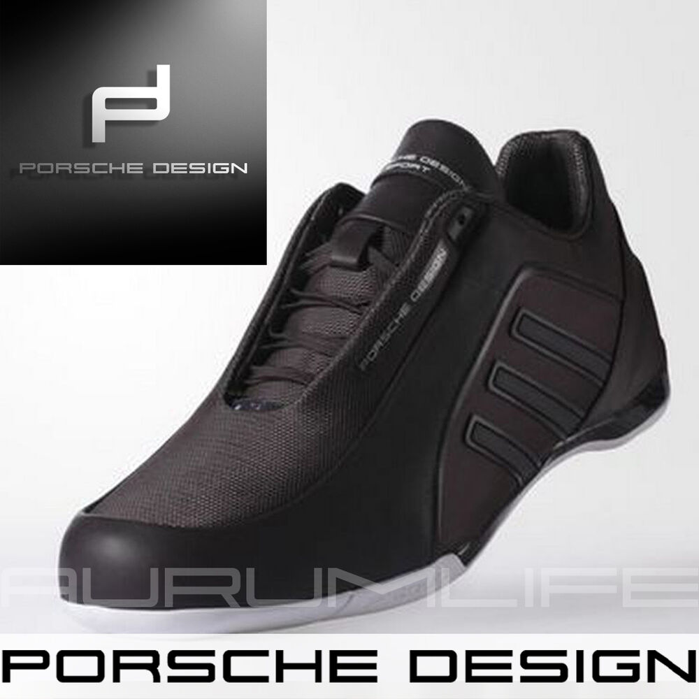 adidas porsche design drive athletic mesh leather shoes. Black Bedroom Furniture Sets. Home Design Ideas