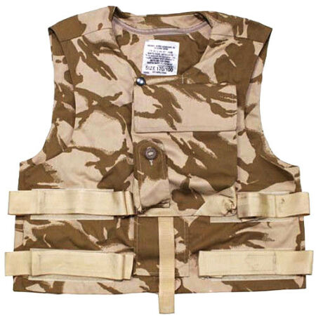 img-British Military Body Armour Vest Cover DDPM Desert DPM Camo Army Flak Jacket