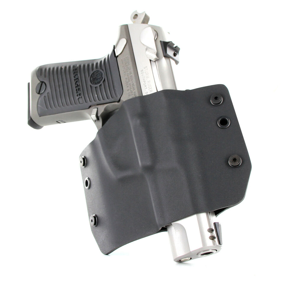 Walther - OWB Kydex Holster - Black