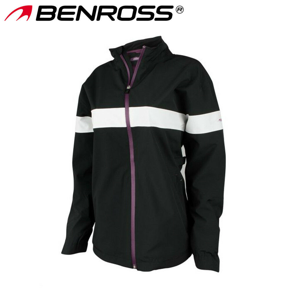 38b7d9c578 Details about Benross Pearl HYDRO PRO Waterproof 2 Ply Performance Womens  Golf Jacket