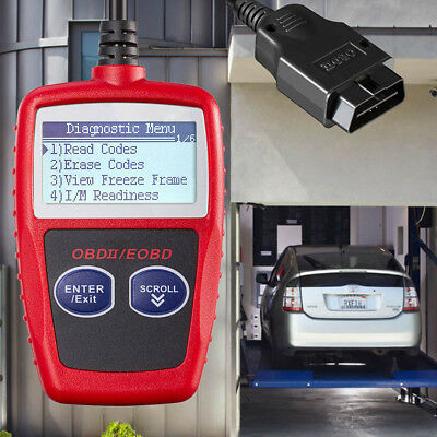 Scanner Diagnostic Code Reader New MS309 OBD2 OBDII Car Diagnostic Tool GYTHHM