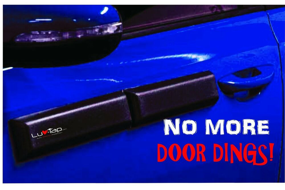 Details About Ding Bats Removable Magnetic Car Door Protectors Guards