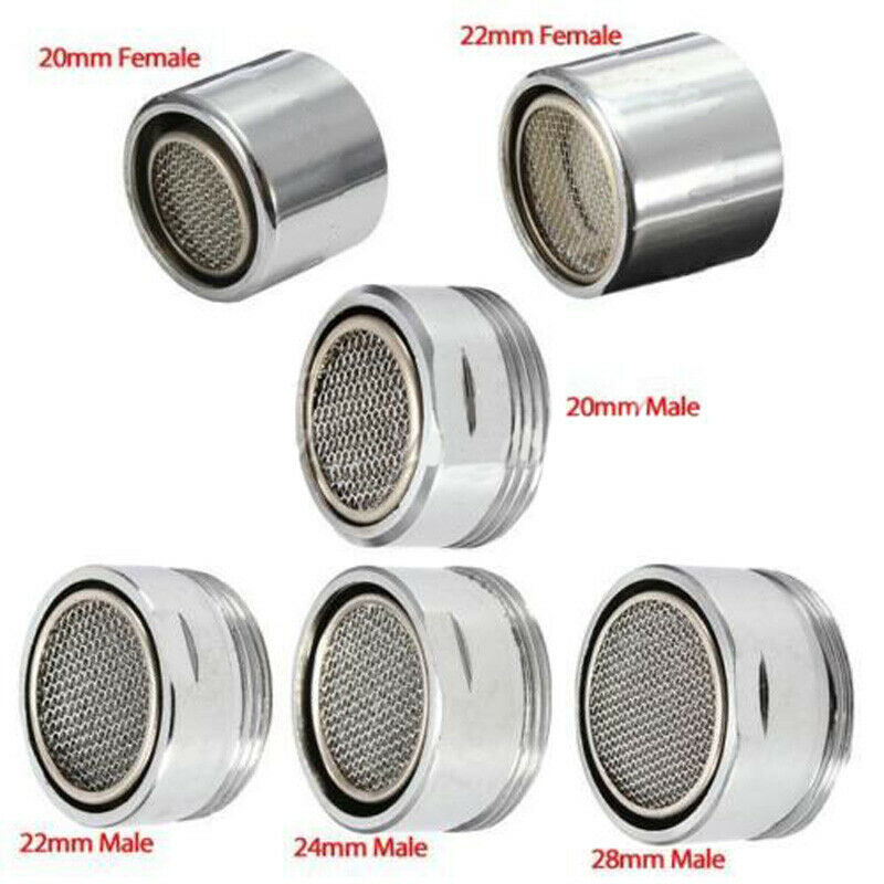 Kitchen Bathroom Faucet Male Female Chrome Tap Aerator