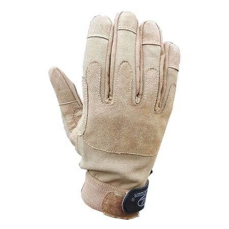 img-MENS MISSION LITE OPS GLOVES Military work mitt Gents hand protection Sand suede