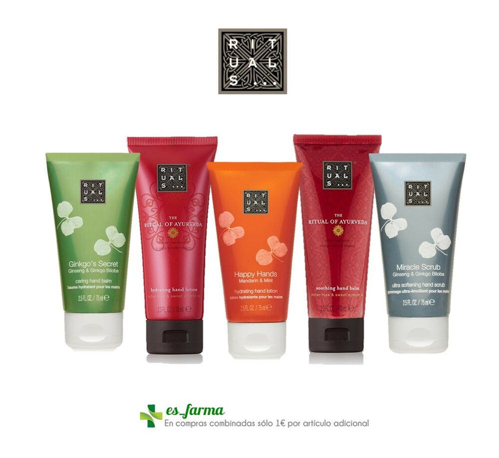 rituals hand lotion