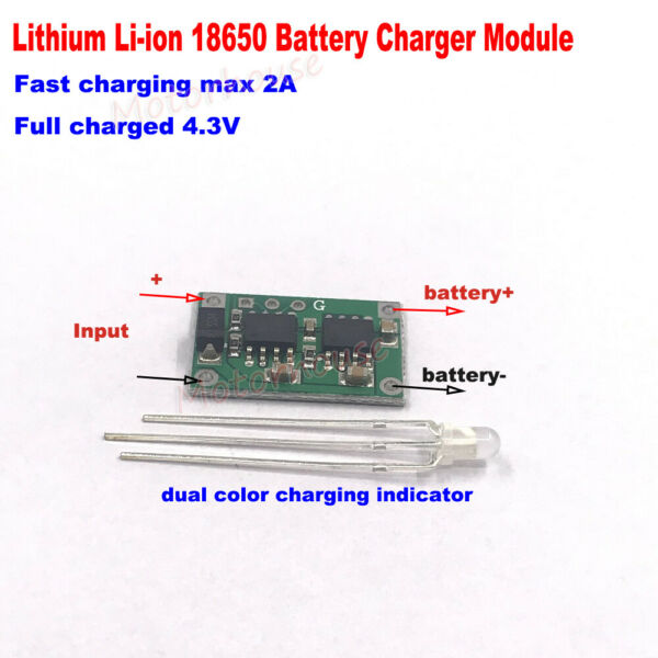 Mini AC-DC Converter AC 110V 220V 230V to DC5V 2.1A Pad Phone USB Charger Module