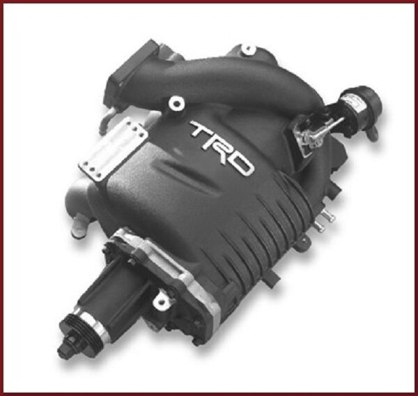 Roots Supercharger Kits: Toyota TRD 3.4L V6 5VZFE Do-it-yourself Supercharger