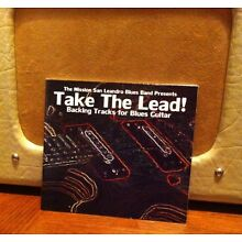 Take The Lead - Backing Tracks for Blues Guitar - the band is waiting for YOU
