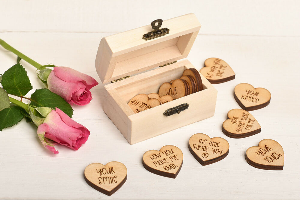 Valentines Gift For Her Gift For Him 12 Things I Love