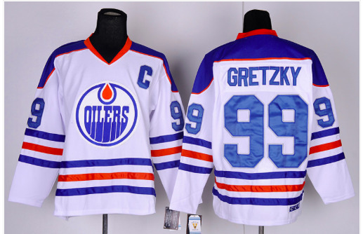 quality design 21c94 38917 New Replica Wayne Gretzky Edmonton Oilers Jerseys. Sizes M-3XL | eBay
