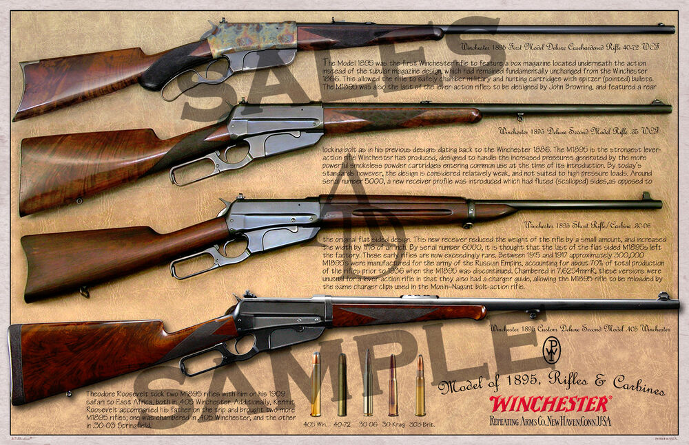 Winchester gun dating by serial number