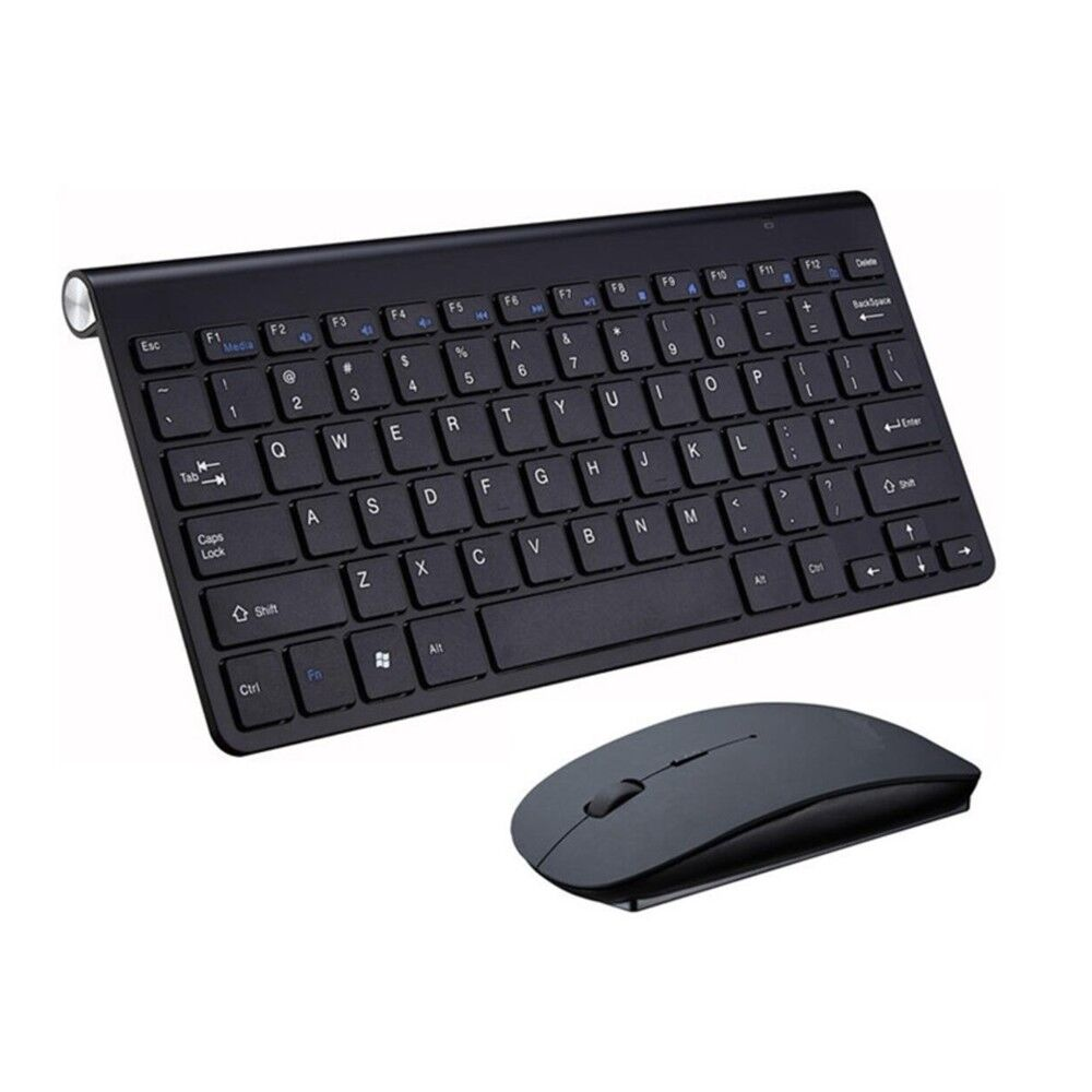 wireless mini mouse and keyboard for argos samsung smart tv 39 s bk hk ebay. Black Bedroom Furniture Sets. Home Design Ideas