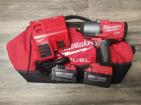 MILWAUKEE 2767-22 M18 FUEL High Torque 1/2