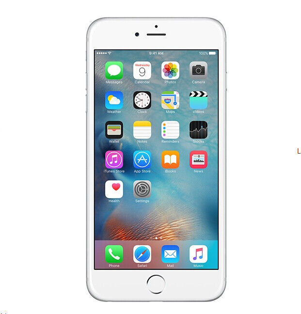 apple iphone iphone 6 64 go argent d bloqu tout op rateur no touch id ebay