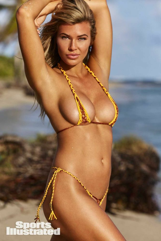Si  Swimsuit Issue Body Paint