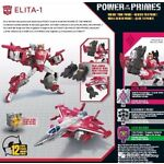 ELITA-1! Transformers Voyager POWERS of the PRIMES! *** IN STOCK ***