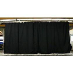 Kyпить New Curtain/Stage Backdrop/Partition 11 H x 30 W, Non-FR, Custom Sizes Available на еВаy.соm