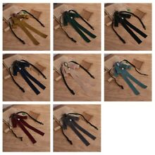 Women Men Ribbon Long Bowknot Bow Tie Brooches Necklace Prom Wedding Fashion