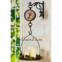 Decorative Antiqued Vintage Hanging Farmhouse Kitchen Scale Country Decor NEW